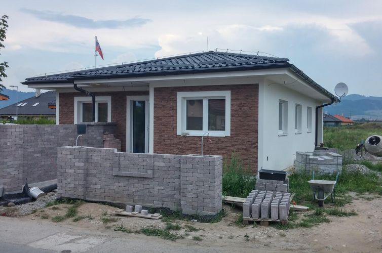 """""""Pasívny"""" dom Mojš"""